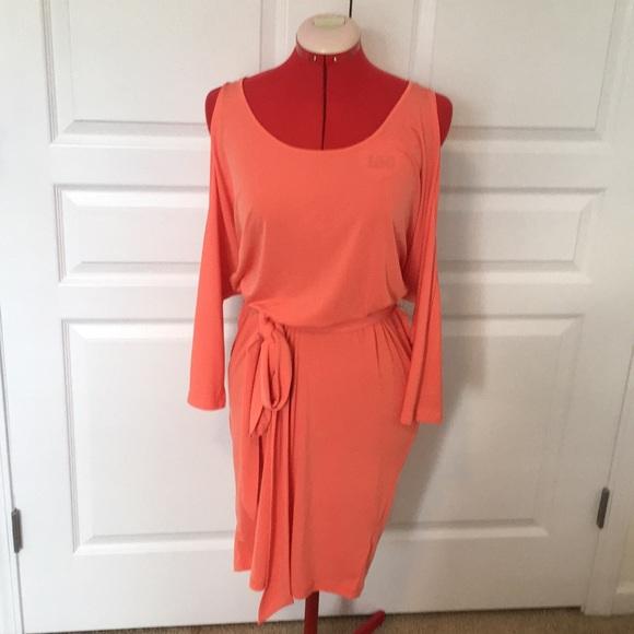 Boston Proper Dresses & Skirts - NWT Boston Proper cold shoulder dress size XS